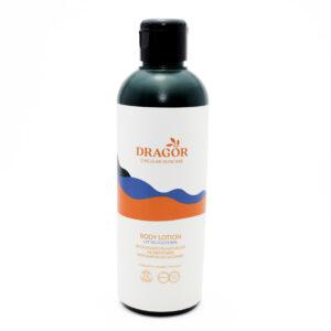 baeredygtig og naturlig body lotion fra dragor skincare