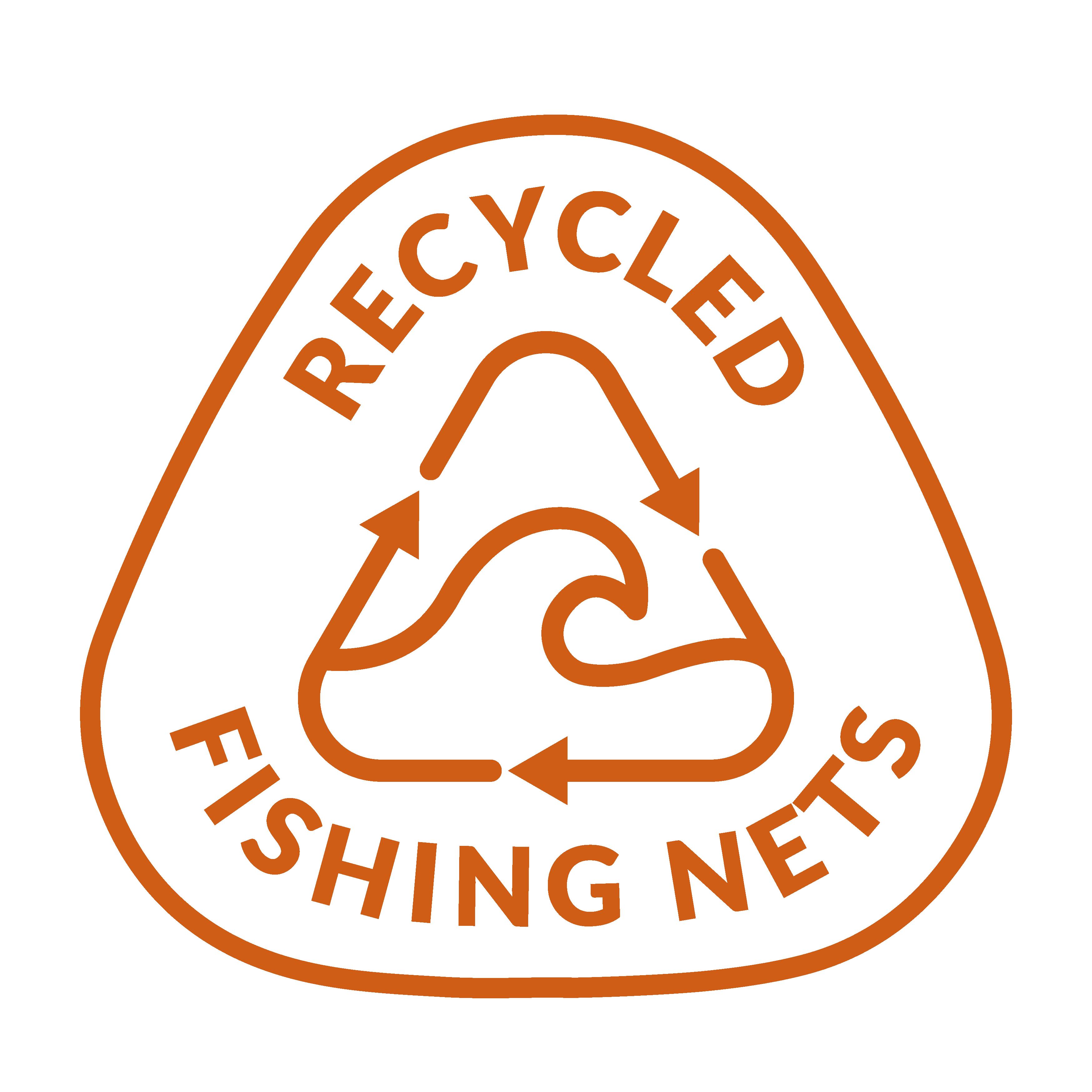 Ikon recycled fishing nets