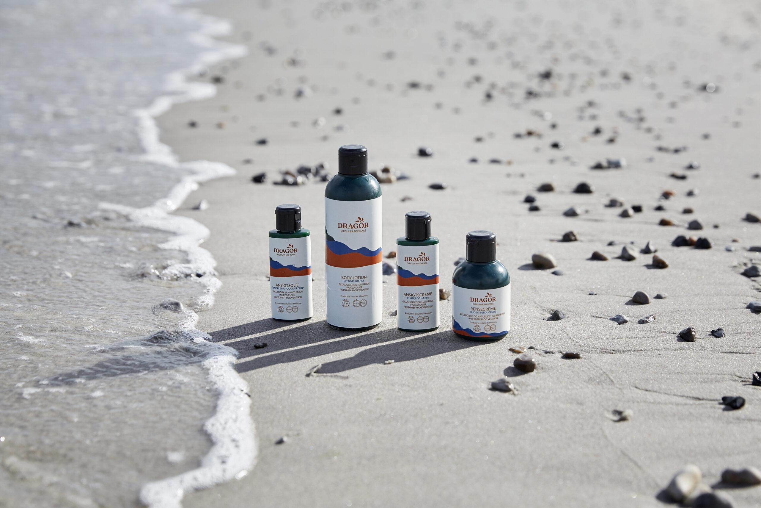 Naturlige og baeredygtige hudplejeprodukter fra dragor skincare